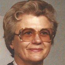 Betty Mae Kintschi