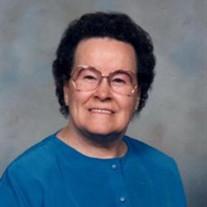 Ethyl Helen VandeBerg