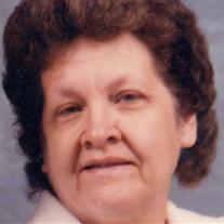 Eva M. Scott