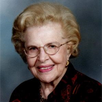 Betty Lea McCandless