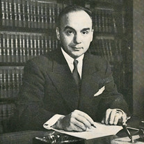 Mr. Nicholas J. Chase