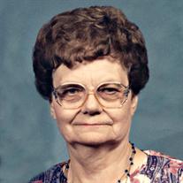 Evelyn M.  Radke