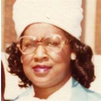 Mrs. Ida Ruth   Newman
