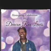 Mr. Rex Lewis