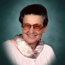 Velma Estep Vaughn