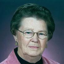 Mrs. Martha Barnett