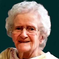 Mary Ellen Stahr