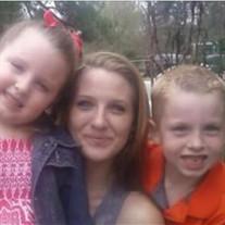 Jessica Michelle, Leah Michelle, and Jaydon Alan Thompson