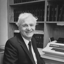 Dr. William H. Bowen Ph.D.