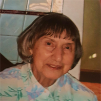 Mrs. Angela Maria Magazu