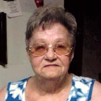 Nellie Sue Cutchen Roden