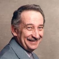 """Clarence  Sydney """"Tom"""" Glover"""