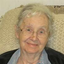 Edith Faye Lawson Dye