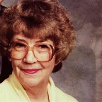 Betty Gibson Robbins