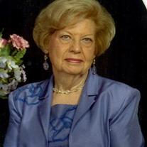 Mrs. Cecil  McKnight Weaver
