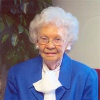 Mrs. Ruth Chambers Jameson
