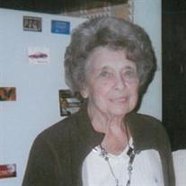 Mrs. Carolyn Beatrice Warensford