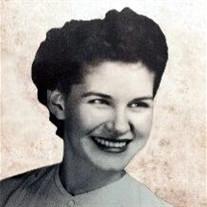 """Elizabeth """"Bettye"""" Vaughan"""