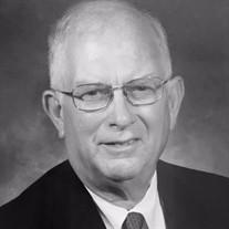 """Dr. Albert """"Al"""" Jasper Bush III"""