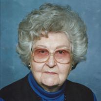 Lucy Bertha Graves