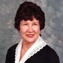 Alvera Faye Oglesby Moss