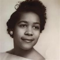 Mrs. Mary Walker Jackson
