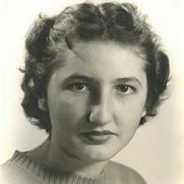 Joy Evelyn Drummond