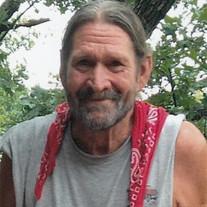 """Steve """"Hippie""""  Wayne Huff"""