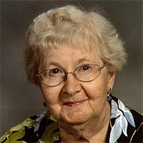 Mrs. Rosetta Elvera Baumgarn
