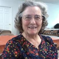 Betty Ann Fisher Cox