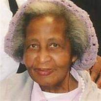 Mrs.  Yvonne Doris Wilson