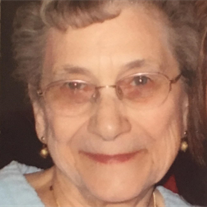 """Mildred A. """"Millie"""" Brousseau"""
