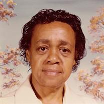 Mrs Annie Mae Brian