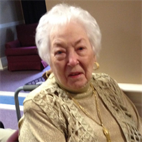 Gladys Franklin Tillett Welchel