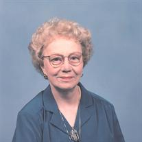 Janie Belle Gaines Eubanks