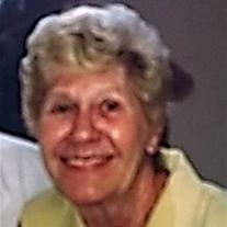 Shirley Elizabeth Benson Moseley