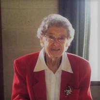 Mrs. Maude W. Carty