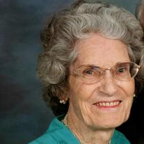 Blanche Toney Hampton