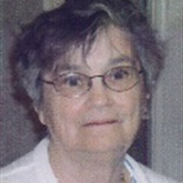 Peggy Joyce Marcum