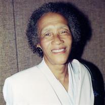 Mrs. Annie Pearl Moody