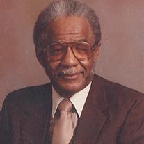 Granville   Webster Sr.