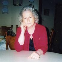 Mrs. Rosie Berry Franks
