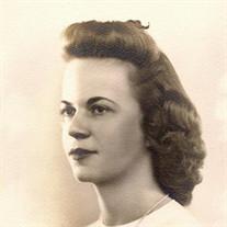 Margret Elizabeth Leoppold Orr