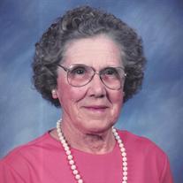Marcia Irene Thompson