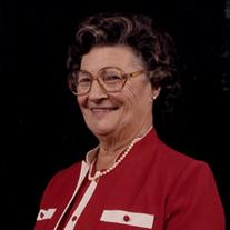 Irene LeBlanc Webb