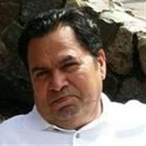 Juan Felipe Delgado, Sr.