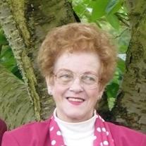 Ms. Mary Thomas