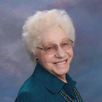 Marie Alma Cottrill
