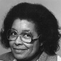 Roxie A.  Thompson