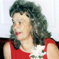 Margaret D Gregory
